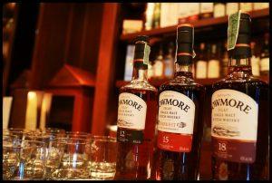 Whiskey topper van de maand